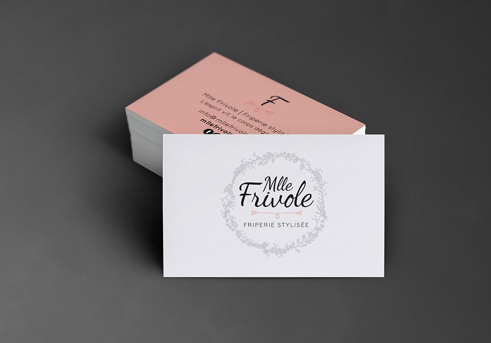 Mlle Frivole – Friperie stylisée