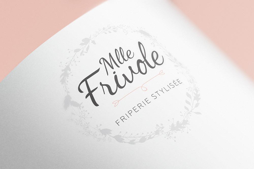 Mlle Frivole – Stylized tailoring