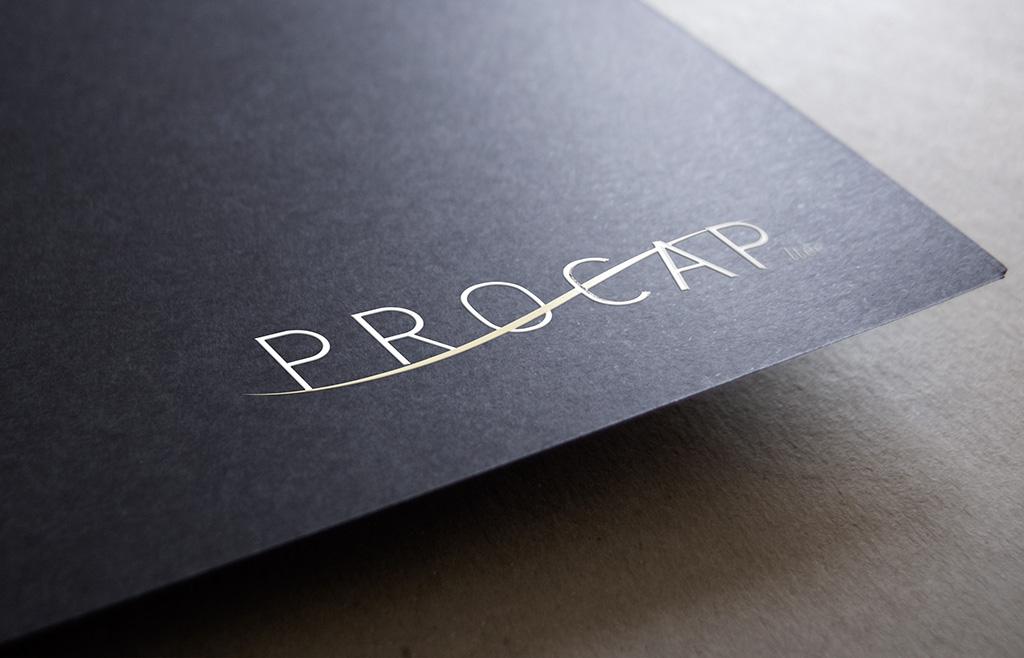 Procap limitée – Image de marque + outils de communication