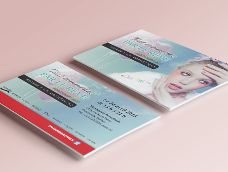 Pharmaprix – Promotional cards