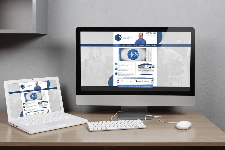 LS – Image de marque + Web