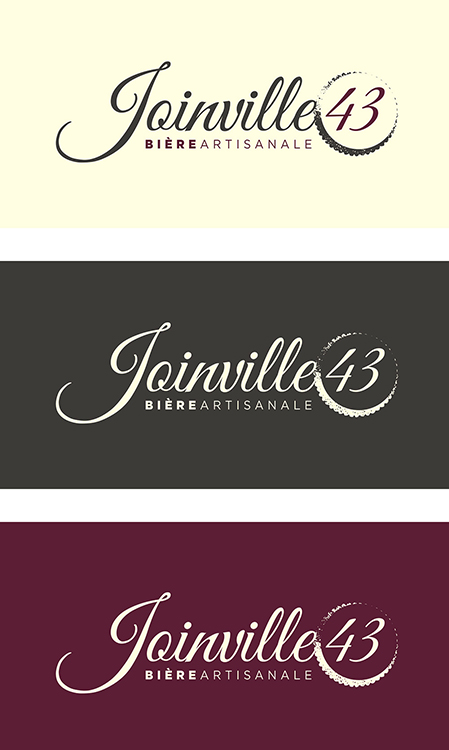 Joinville 43 – Branding and packaging