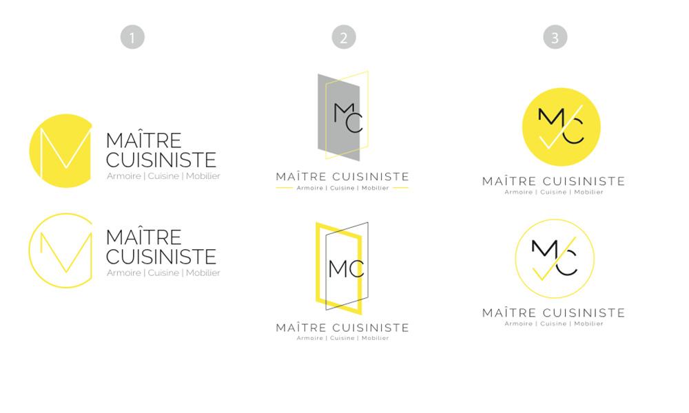 Maître cuisiniste – Logo