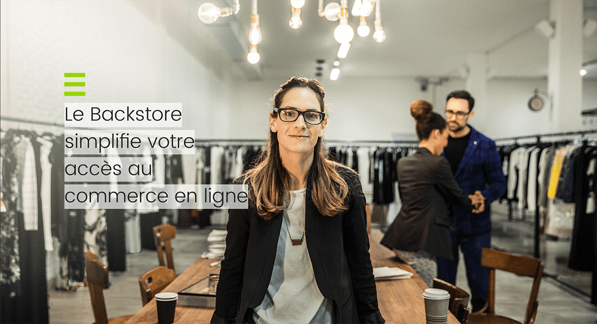 Le Backstore Agency – Branding and Web Branding