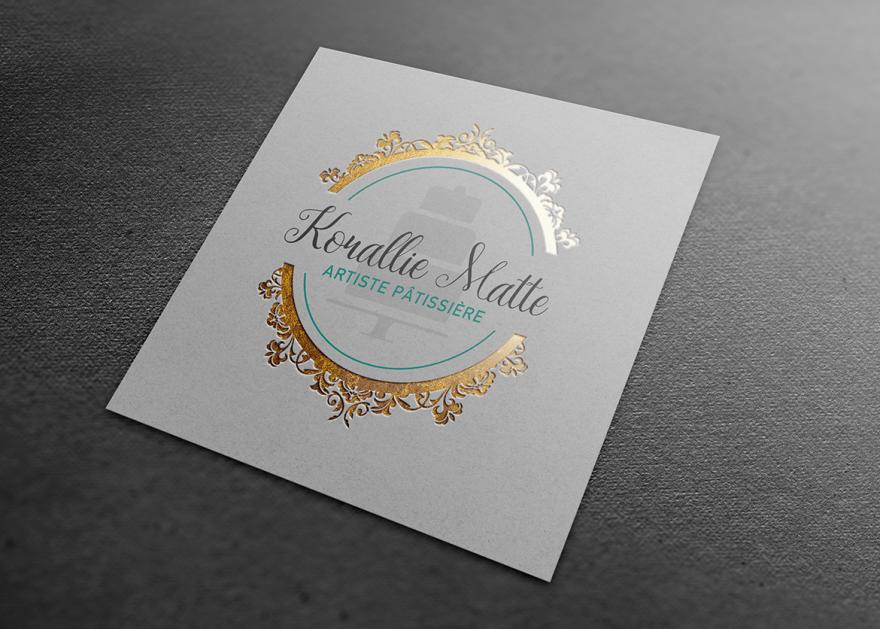 Korallie Matte – Artiste pâtissière – Image de marque