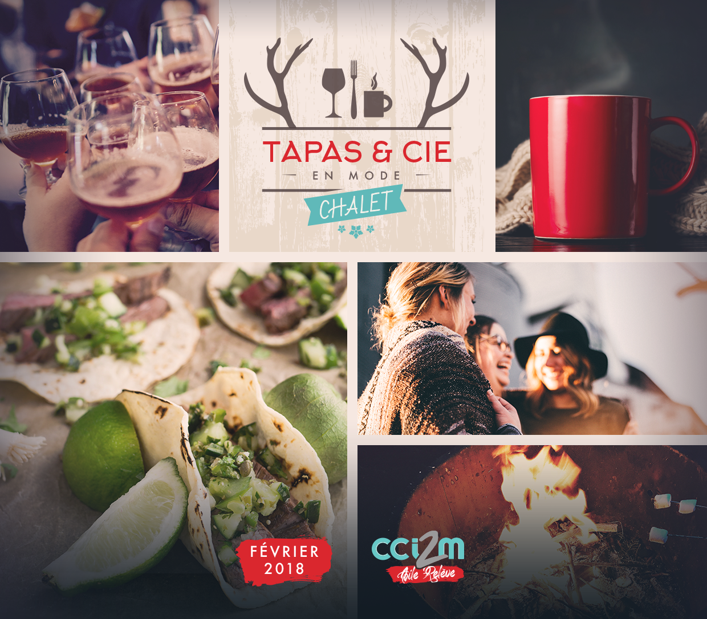Tapas & Cie – CCi2M – Image de marque