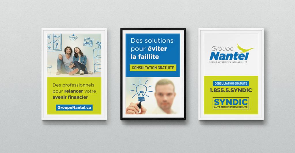 Groupe Nantel Syndic – Image de marque