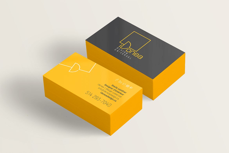 Idonea – Universal Design – Branding