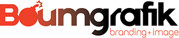 Boumgrafik branding + image