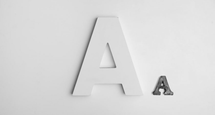 How to choose the typography of your branding?
